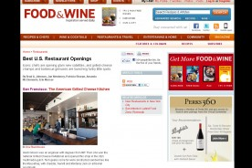 Nuena Photography on Food & Wine