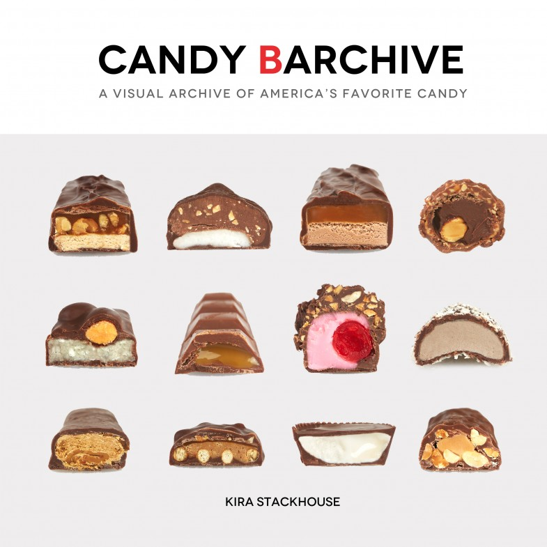 candy barchive book