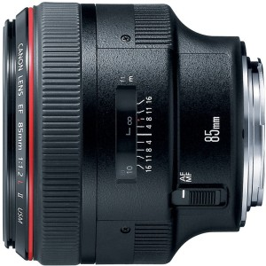 canon 85mm lens